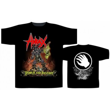 Hirax Thrash And Destroy T-Shirt