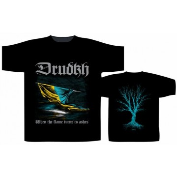 Drudkh When The Flame Turns To Ashes T-Shirt