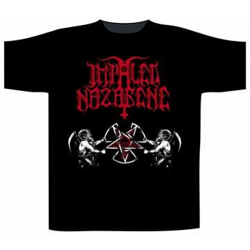 Impaled Nazarene Nuclear Pentagram T-Shirt.