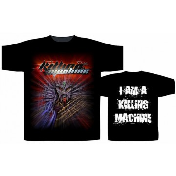 Killing Machine I Am A Killing Machine T-Shirt.