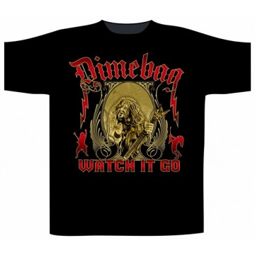 Dimebag Darrell (Pantera) Watch It Go T-Shirt