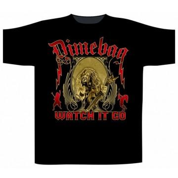 Dimebag Darrell (Pantera) Watch It Go T-Shirt