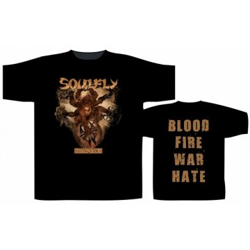 Soulfly Conquer T-Shirt