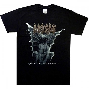 Deicide Gargoyle Skinny T-Shirt