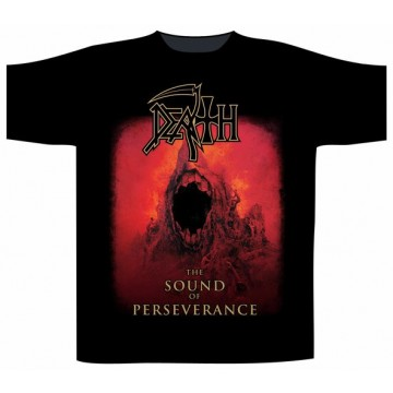 Death The Sound Of Perseverence T-Shirt