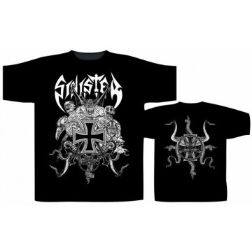Sinister Iron Cross T-Shirt