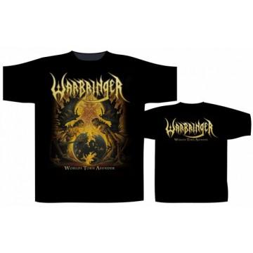 Warbringer Worlds Turn Asunder T-Shirt