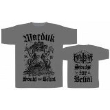 Marduk Souls For Belial T-Shirt