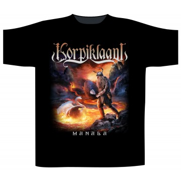 Korpiklaani Manala T-Shirt