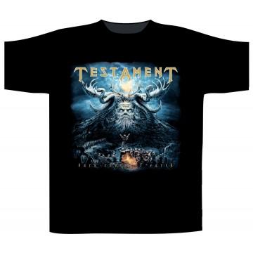 Testament Dark Roots Of Earth T-Shirt