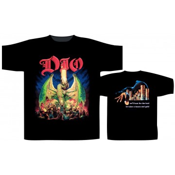 Dio Killing The Dragon T-Shirt