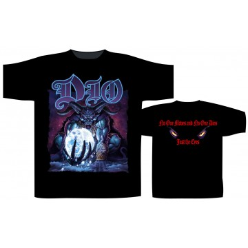 Dio Master Of The Moon Size T-Shirt