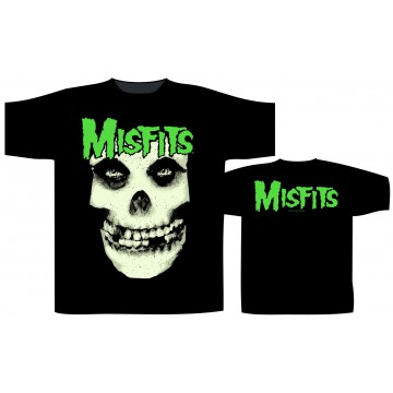 Misfits, The Jarek Skull T-Shirt.