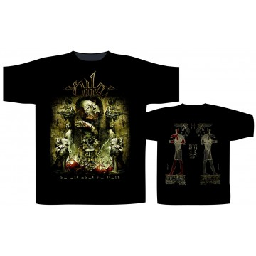 Nile At The Gates Of Sethu T-Shirt