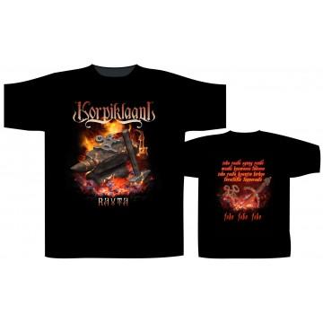 Korpiklaani Rauta T-Shirt