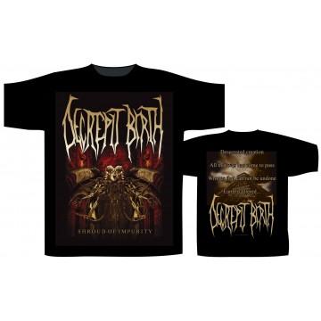 Decrepit Birth Shroud Of Impurity T-Shirt