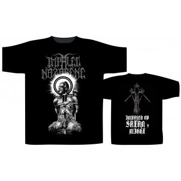 Impaled Nazarene Impaled By Satans Might T-Shirt