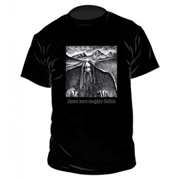 Ildjarn Hate Forest Those Once Mighty Fallen T-Shirt