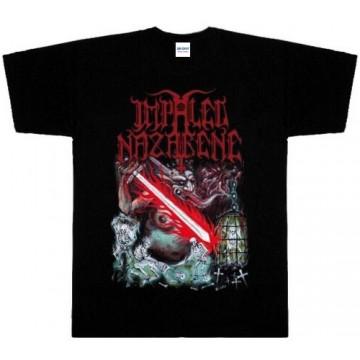 Impaled Nazarene Vigorous And Liberating Death T-Shirt
