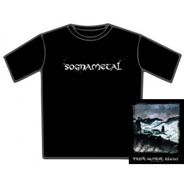 Vreid, Windir, Ulcus Sognametal T-Shirt
