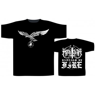 Marduk Baptism By Fire T-Shirt