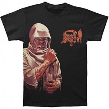 Death Leper Side Print T-Shirt