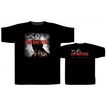 The Haunted Exit Wounds Album T-Shirt