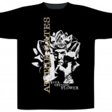 At The Gates Ever Opening Flower T-Shirt