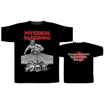 Internal Bleeding Hammer Of The Gods T-Shirt