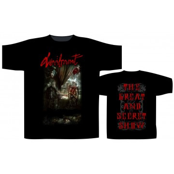 Devilment Vanity / The Great And Secret Show T-Shirt