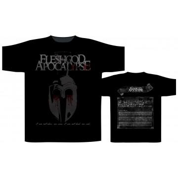 Fleshgod Apocalypse Greek Helmet T-Shirt