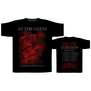 At The Gates To Drink / Tour T-Shirt