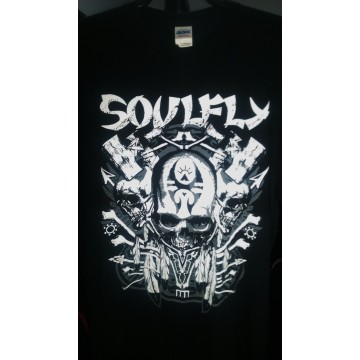 Soulfly Savages T-Shirt