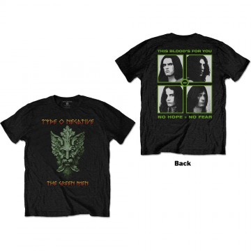 Type O Negative Green Man T-Shirt