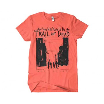 Trail Of Dead Lost Songs T-Shirt
