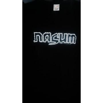 Nasum Logo Size Girls T-Shirt.