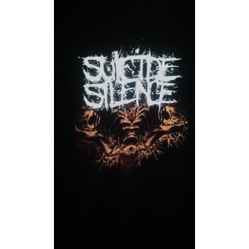 Suicide Silence Rib Cage T-Shirt