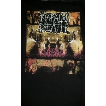 Napalm Death Leader Not Followers Long Sleeve Shirt