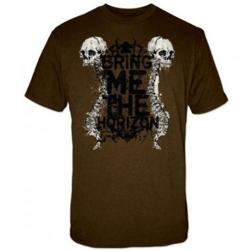 Bring Me The Horizon (Bmth) Spine T-Shirt
