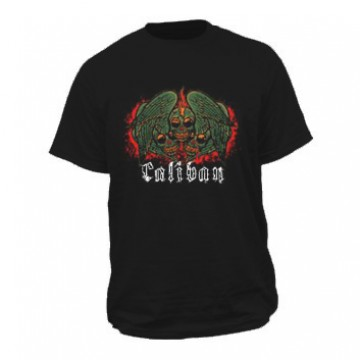 Caliban Wing Skulls T-Shirt