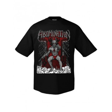 Abomination Throne T-Shirt