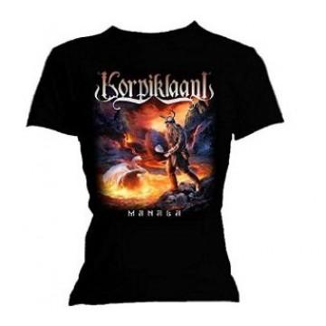 Korpiklaani Karkelo Skinny T-Shirt
