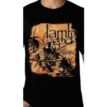 Lamb Of God New American Gospel T-Shirt