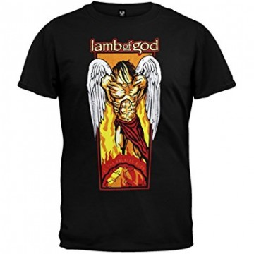 Lamb Of God Palaces Burn T-Shirt