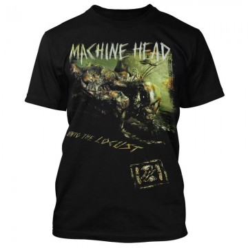 Machine Head Scratch Diamond Album T-Shirt