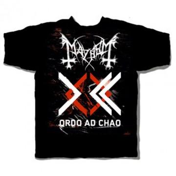 Mayhem Ordo Ad Chao Skinny T-Shirt