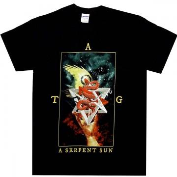 At The Gates A Serpent Sun Tour T-Shirt