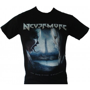 Nevermore The Obsidian Conspiracy T-Shirt
