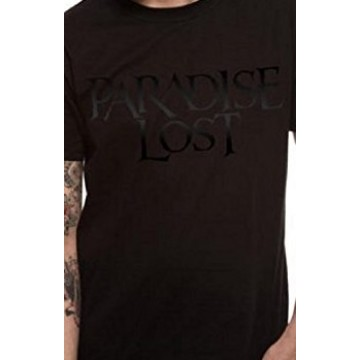Paradise Lost Black Foil T-Shirt