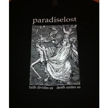 Paradise Lost Faith Divides Us T-Shirt